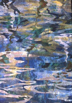 Reflections, Prairie Pothole Region, var. 5